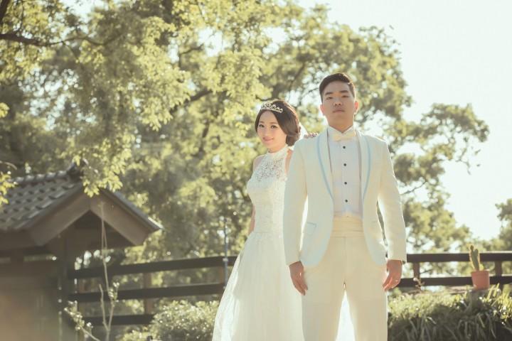 台北婚禮攝影工作室