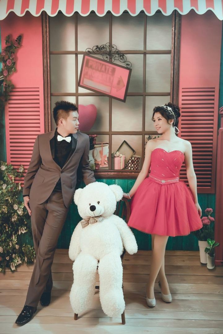 台北婚紗攝影棚-婚攝ODi
