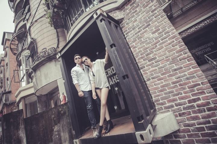 街頭便服婚紗-台北婚攝ODi