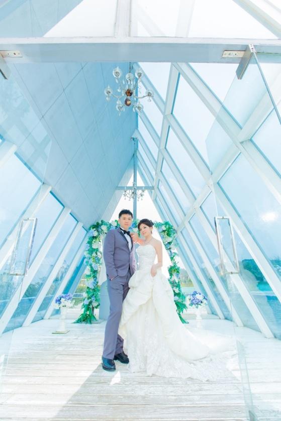 教堂婚紗照-台北婚攝ODi