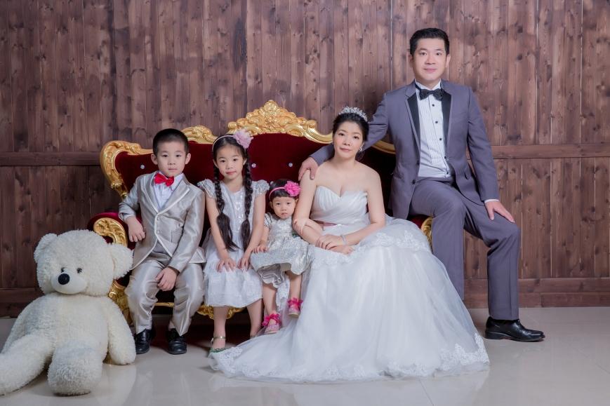 全家福推薦-婚攝ODi