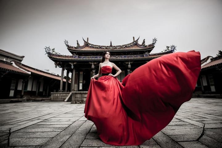 氣勢磅礡婚紗照-台北婚攝ODi