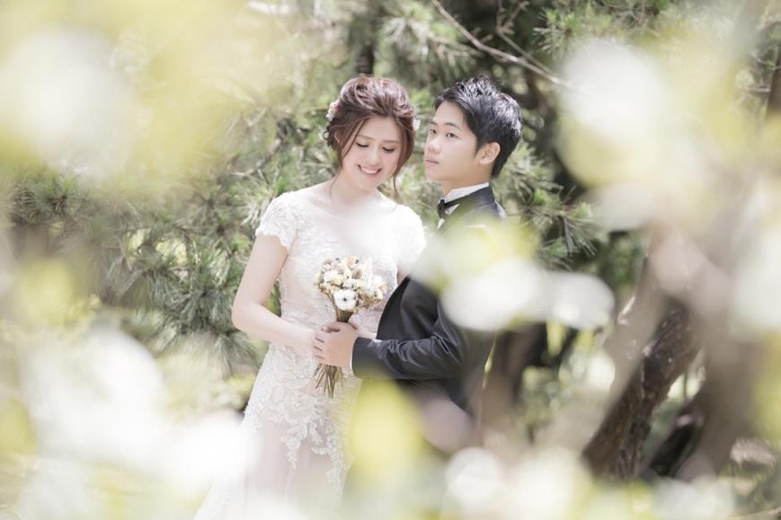 森林系自主婚紗-台北婚攝ODi