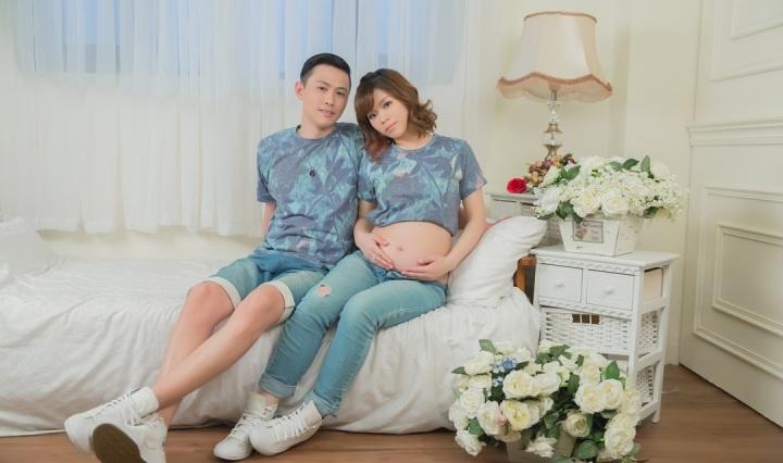休閒便服孕婦照-婚攝ODi
