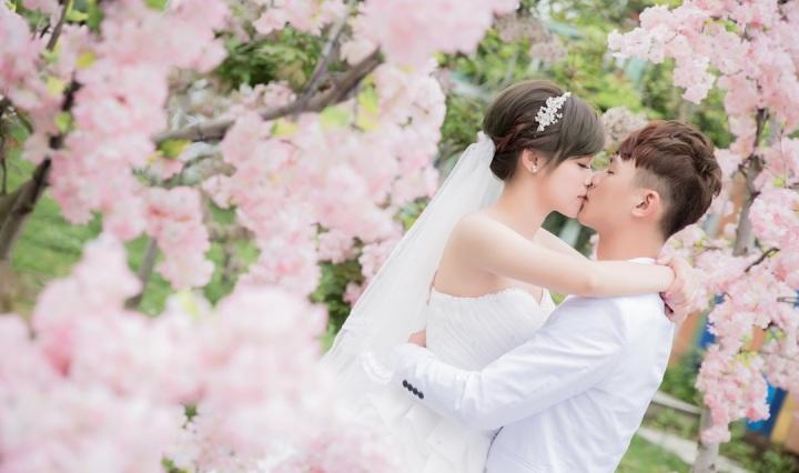 [自助婚紗]浪漫白紗-台北婚攝ODi