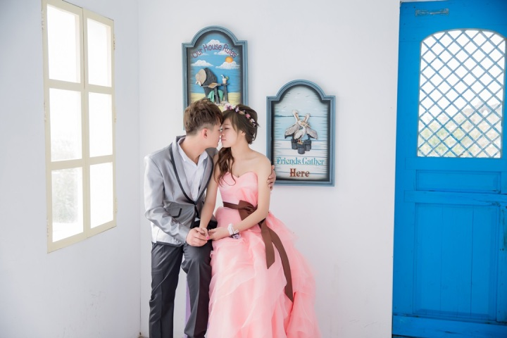 異國風婚紗攝影-台北婚攝ODi