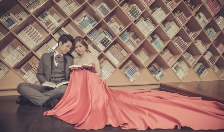 愛的故事婚紗攝影-台北婚攝ODi