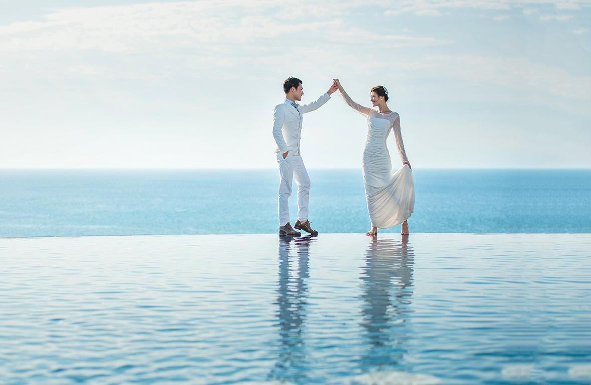 台北婚攝ODi推薦-三亞徠麗婚紗攝影工作室