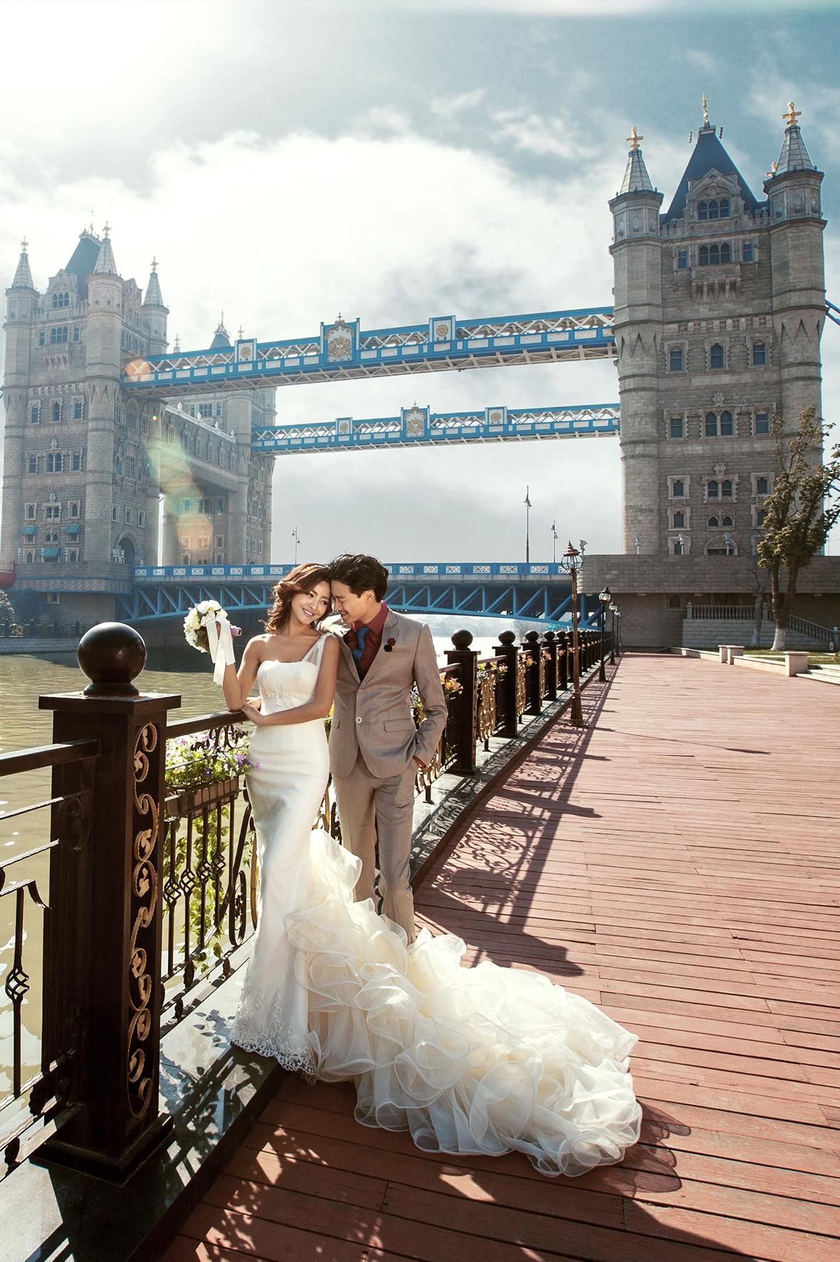 台北婚攝ODi推薦-連雲港婚紗攝影工作室