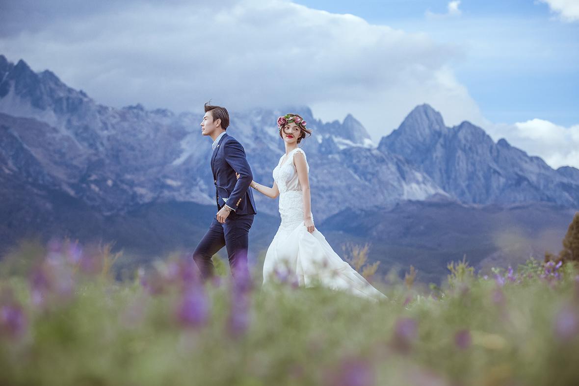 全球婚紗攝影團隊-LALI 徠麗視覺婚紗攝影工作室