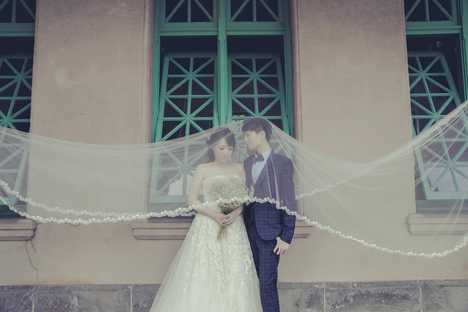 歐式建築婚紗照-台北婚攝ODi